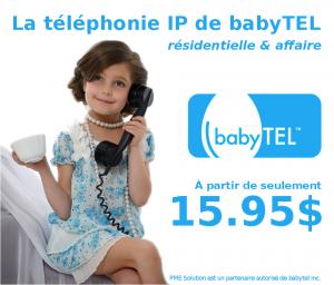 Service de téléphonie IP Québec