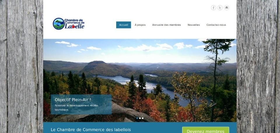 Chambre de commerce de labelle pme solution site for Chambre de commerce laurentides